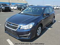 Used 2016 SUBARU IMPREZA SPORTS BH160643 for Sale for Sale