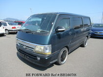 Used 2002 TOYOTA HIACE VAN BH160709 for Sale for Sale