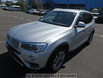 Used 2015 BMW X3 BH160909 for Sale for Sale
