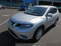 Used 2015 NISSAN X-TRAIL BH160823 for Sale for Sale
