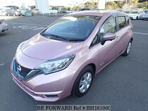 Used 2017 NISSAN NOTE BH161009 for Sale for Sale