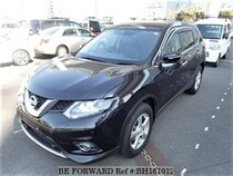 Used 2015 NISSAN X-TRAIL BH161012 for Sale for Sale