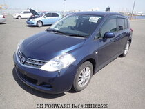 Used 2010 NISSAN TIIDA BH162529 for Sale for Sale