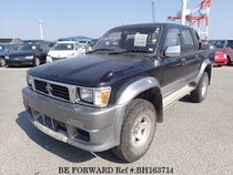 Used 1996 TOYOTA HILUX BH163714 for Sale for Sale