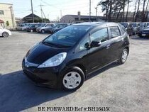 Used 2010 HONDA FIT HYBRID BH164150 for Sale for Sale