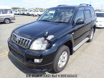 Used 2009 TOYOTA LAND CRUISER PRADO BH163418 for Sale for Sale