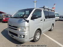 Used 2010 TOYOTA HIACE VAN BH163723 for Sale for Sale