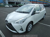 Used 2020 TOYOTA VITZ BH162489 for Sale for Sale