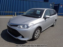 Used 2016 TOYOTA COROLLA FIELDER BH163731 for Sale for Sale