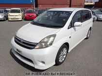 Used 2007 TOYOTA ISIS BH162470 for Sale for Sale