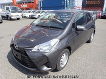 Used 2017 TOYOTA VITZ BH162458 for Sale for Sale