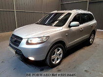 Used 2006 HYUNDAI SANTA FE BH164497 for Sale for Sale