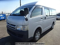 Used 2007 TOYOTA HIACE VAN BH164918 for Sale for Sale