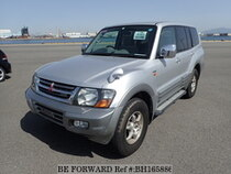 Used 2000 MITSUBISHI PAJERO BH165886 for Sale for Sale