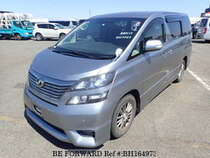 Used 2009 TOYOTA VELLFIRE BH164973 for Sale for Sale