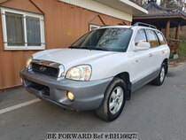 Used 2005 HYUNDAI SANTA FE BH166273 for Sale for Sale