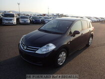 Used 2010 NISSAN TIIDA BH165132 for Sale for Sale