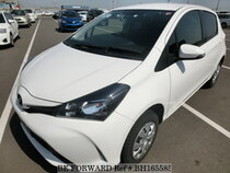 Used 2016 TOYOTA VITZ BH165585 for Sale for Sale