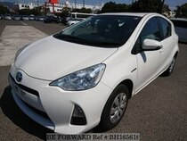Used 2015 TOYOTA AQUA BH165616 for Sale for Sale