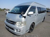 Used 2008 TOYOTA HIACE VAN BH165723 for Sale for Sale