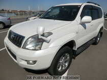 Used 2009 TOYOTA LAND CRUISER PRADO BH165695 for Sale for Sale