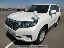 Used 2019 TOYOTA LAND CRUISER PRADO BH165680 for Sale for Sale