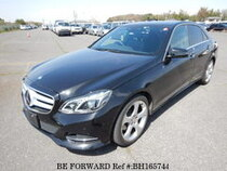 Used 2014 MERCEDES-BENZ E-CLASS BH165744 for Sale for Sale