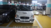 Used 2001 KIA VISTO BH168053 for Sale for Sale