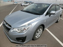 Used 2012 SUBARU IMPREZA G4 BH167743 for Sale for Sale