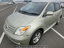 Used 2006 TOYOTA IST BH167749 for Sale for Sale
