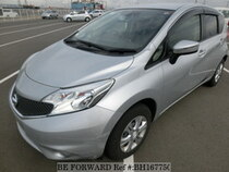 Used 2015 NISSAN NOTE BH167750 for Sale for Sale