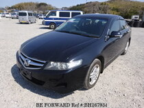 Used 2007 HONDA ACCORD BH167934 for Sale for Sale