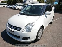 Used 2010 SUZUKI SWIFT BH167891 for Sale for Sale