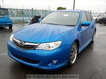 Used 2010 SUBARU IMPREZA BH168215 for Sale for Sale