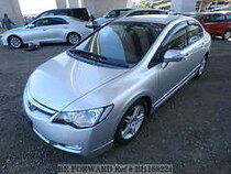 Used 2005 HONDA CIVIC BH168224 for Sale for Sale