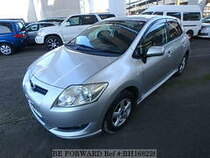 Used 2009 TOYOTA AURIS BH168226 for Sale for Sale