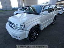 Used 2002 TOYOTA HILUX SURF BH168230 for Sale for Sale