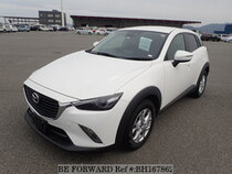 Used 2015 MAZDA CX-3 BH167862 for Sale for Sale