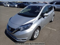 Used 2019 NISSAN NOTE BH168238 for Sale for Sale