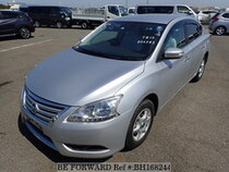 Used 2018 NISSAN SYLPHY BH168244 for Sale for Sale