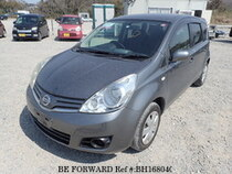 Used 2011 NISSAN NOTE BH168040 for Sale for Sale