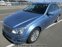 Used 2010 MERCEDES-BENZ C-CLASS BH167993 for Sale for Sale
