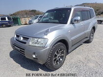 Used 2004 MITSUBISHI PAJERO BH167927 for Sale for Sale