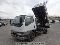Used 1998 MITSUBISHI CANTER BH168797 for Sale for Sale