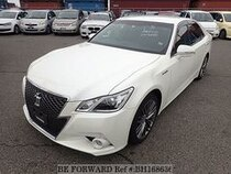 Used 2013 TOYOTA CROWN HYBRID BH168636 for Sale for Sale