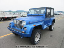 Used 1994 JEEP WRANGLER BH168733 for Sale for Sale