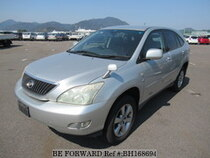 Used 2003 TOYOTA HARRIER BH168694 for Sale for Sale