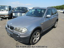Used 2005 BMW X3 BH168743 for Sale for Sale