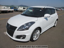 Used 2012 SUZUKI SWIFT BH168698 for Sale for Sale