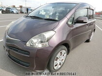 Used 2009 TOYOTA RACTIS BH170141 for Sale for Sale